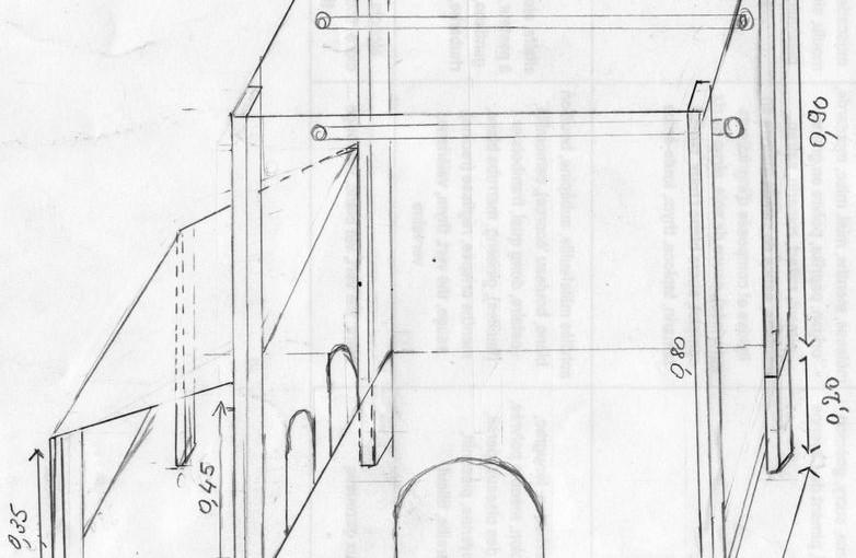 Plan pour construire poulailler
